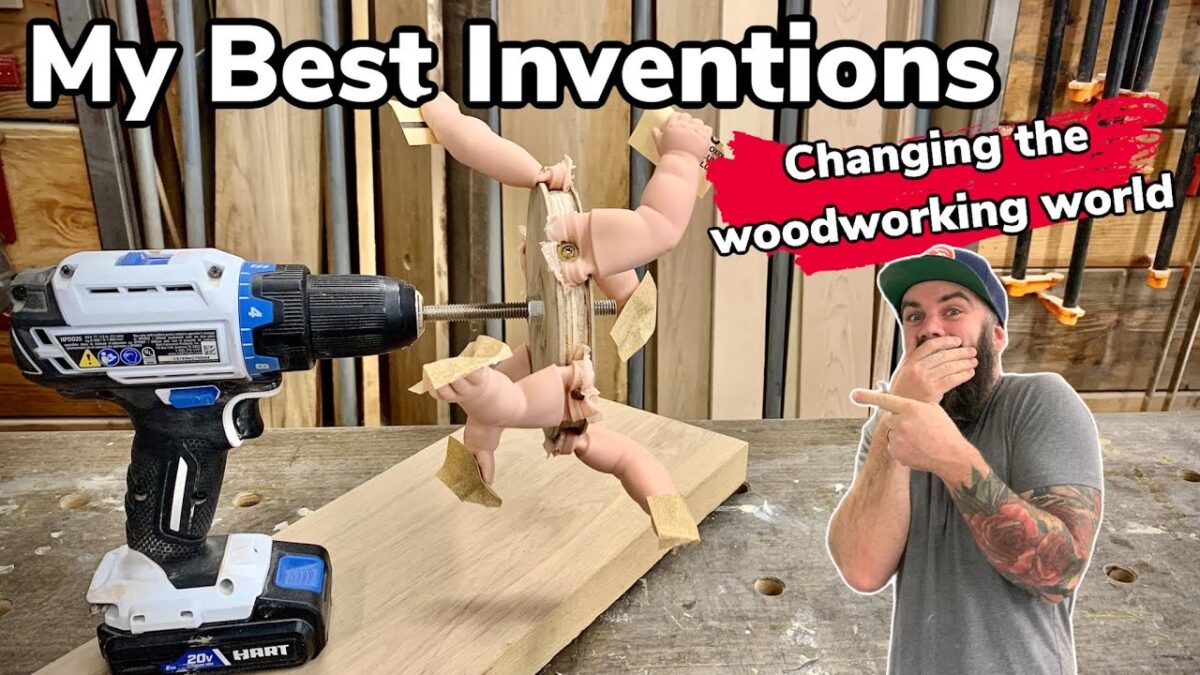 Tools That Need To Exist | Awesome Woodworking Tools