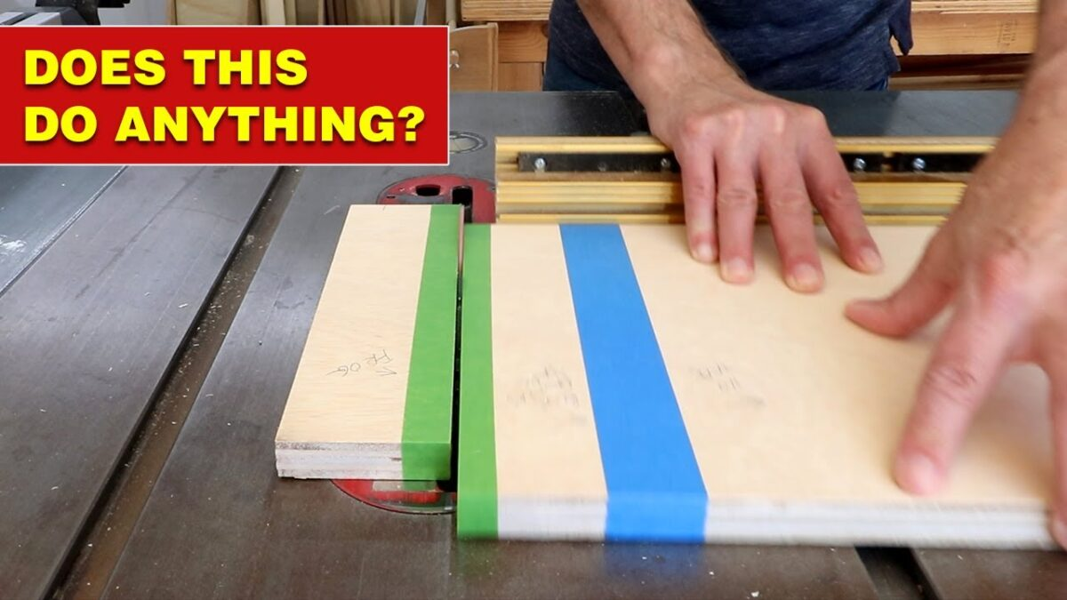 Does painter's tape prevent plywood from splintering? #shorts